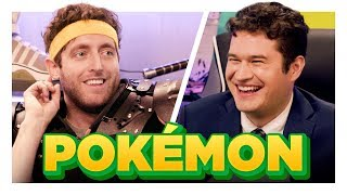 Peter Pevensie & Kanto Clones  from CollegeHumor
