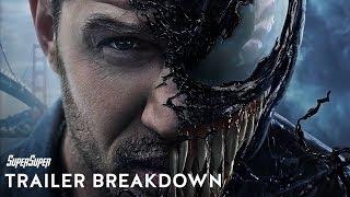 Venom Official Trailer Breakdown in Hindi   SuperSuper