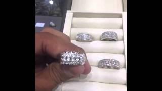 Mr Chris Da Jeweler real diamond men