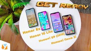 Honor 10 Lite, Huawei Y9 (2019), Huawei Nova 3i, Honor 8X: Which Kirin 710 Phone To Buy?