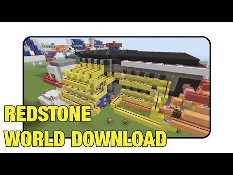 Redstone World Download (Minecraft Xbox 360)
