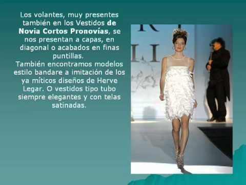 Vestidos de Novia Cortos Pronovias : vestidos de novia sencillos