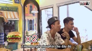 Gọi Đồ Ăn Like A Boss - Rik x Lil'One (How to Order Việt Version)