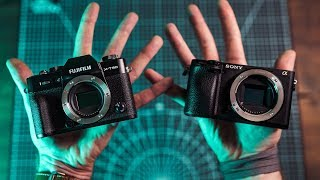 Fujifilm X-T30 Reviewed & Compared to the Sony a6400 & Fuji X-T3