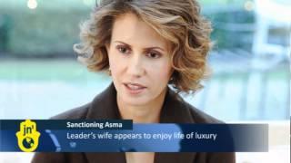 Sanctions for Bashar al-Assad's Wife: Asma al-Assad's Shopping Spree During Syria's Uprising