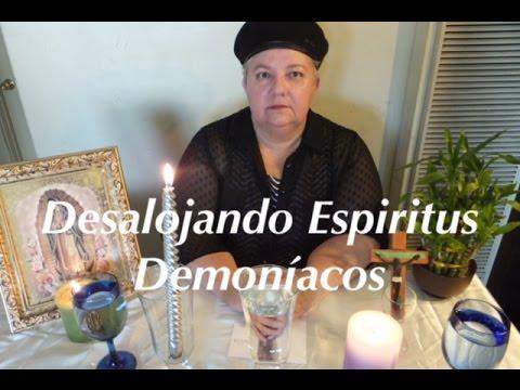 Ritual Para Desalojar Espiritus Demoniacos!