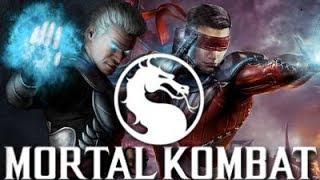 Mortal Kombat - Whats The Difference? Kenshi Takahashi (Old Vs New)