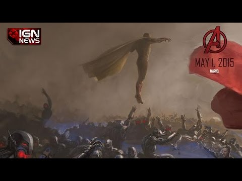 First Look at Vision from Avengers: Age of Ultron - IGN News
