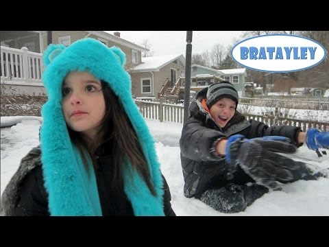 Trapped in Snow (WK 165.6) | Bratayley