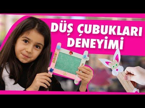 Düş Çubukları Deneyimi - Fenerbahçe Düşyeri Çocuk Deneyim Kulübü