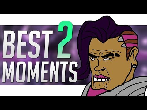 Overwatch FUNNY/FAILS & EPIC Moments #2