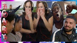 MOM REACTS TO DRAKE - GODS PLAN (OFFICIAL MUSIC VIDEO) *EMOTIONAL*   @DRAKE