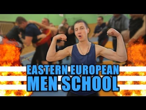 Eastern European Men School | Marozų Mokykla (original)