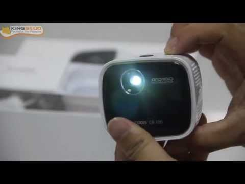 CB-100 Mini Android Projector Portable Travel Reviews