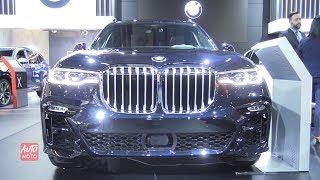 2019 BMW X7 xDrive 50i - Exterior And Interior Walkaround - 2019 Montreal Auto Show