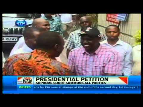 Presidential Petition: Cord seeks more documentation