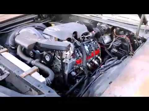 Hqdefault on Cadillac Engine Swap Chevrolet