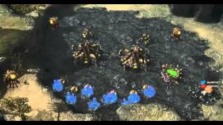 Прохождение кампании StarCraft 2: HotS №1