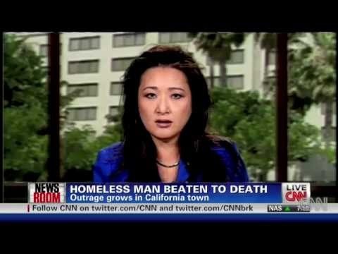 USA Police State: 6 police officers murdered homeless in California 3 August 2011
