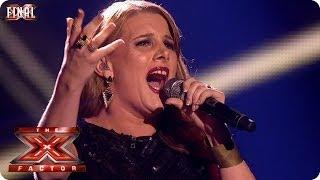 Sam Bailey sings Skyscraper - Live  Final Week 10 - The X Factor 2013