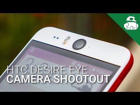 HTC Desire Eye: Camera Shootout