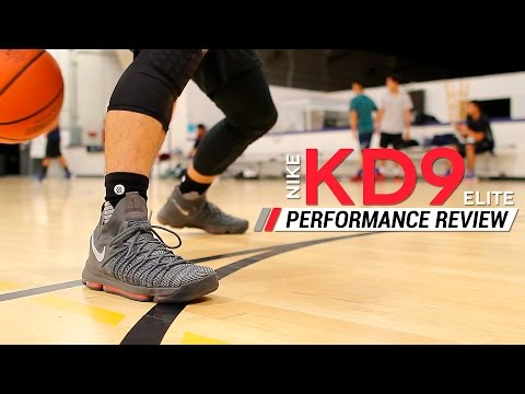Nike KD 9 Elite - Performance Review