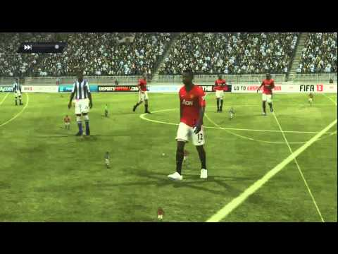 FIFA 13 CLUBS - BIGBENTEXESBOYS VS VIP2GAMING