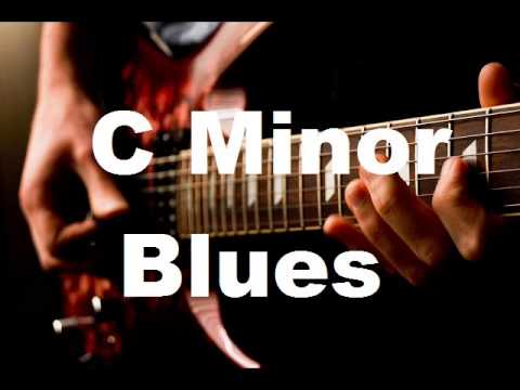 Amazing Blues Guitar Backing Track - C Minor video