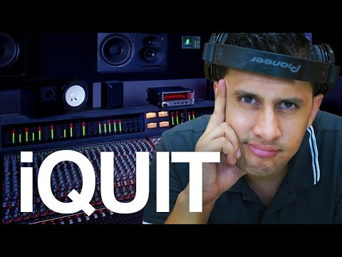 Q&A: QUITTING DJ'ing | Becoming a Producer