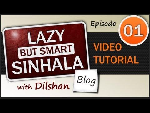 Learn to speak Sinhala - Video Tutorials - Ep 1: Greetings &...