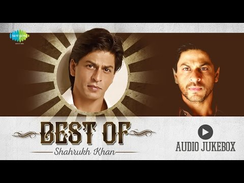 Best Of Shah Rukh Khan | Hindi Movie Songs Audio Jukebox | Shahrukh...
