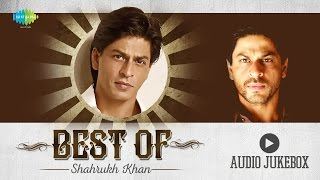 Best Of Shah Rukh Khan | Jukebox (HQ) | Shahrukh Khan Movie Songs