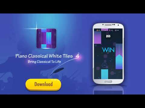 Piano Classical Magic Game White Tiles 4 APK Cover