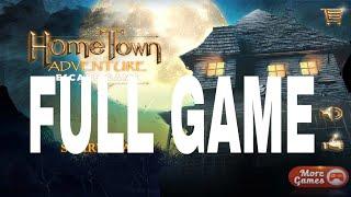 Escape Game Home Town Adventure Walkthrough