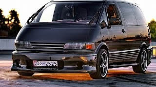 Toyota Previa Tuning