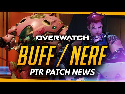 Overwatch | Crazy PTR Update! -  Patch News