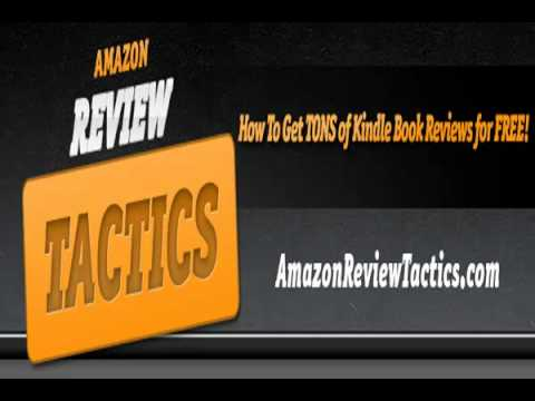 How to get Book Reviews for your Amazon Kindle Books