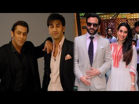Ranbir Kapoor praises Salman Khan, Saif Ali Khan and other stars at Dadasaheb Phalke
