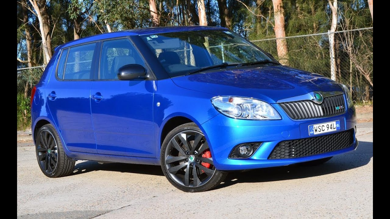 2013 skoda fabia rs startup revs youtube. Black Bedroom Furniture Sets. Home Design Ideas