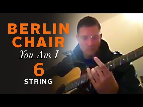 Berlin Chair You Am I - alternate cover