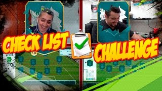 FIFA 16 CHECK LIST CHALLENGE vs. PATOSuperShow - Squad Builder