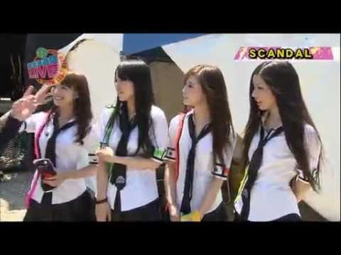 SCANDAL - LIVE ~Music Wave 2011~