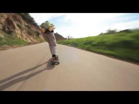 Atlas Trucks: SoCal Downhill Longboarding