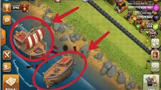 Ship in Clash of Clans -  Glitches 2017 - Try All (Most Fixed)