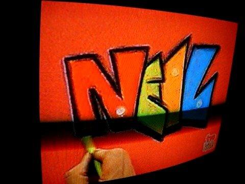 Neil Buchanon of Art Attack does graffiti - YouTube