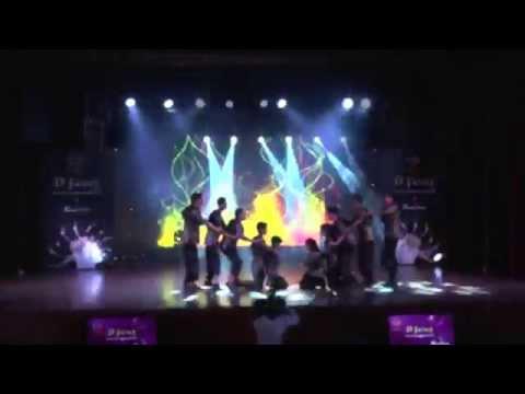 Sanskar School - Westen free style group dance category