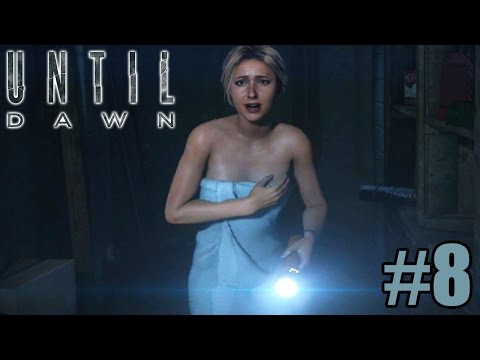 TERROR EN LA DUCHA | PS4 | Until Dawn #8