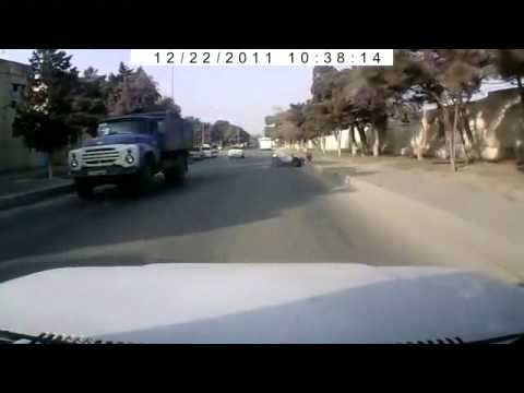 Подборка аварий на видеорегистратор 16