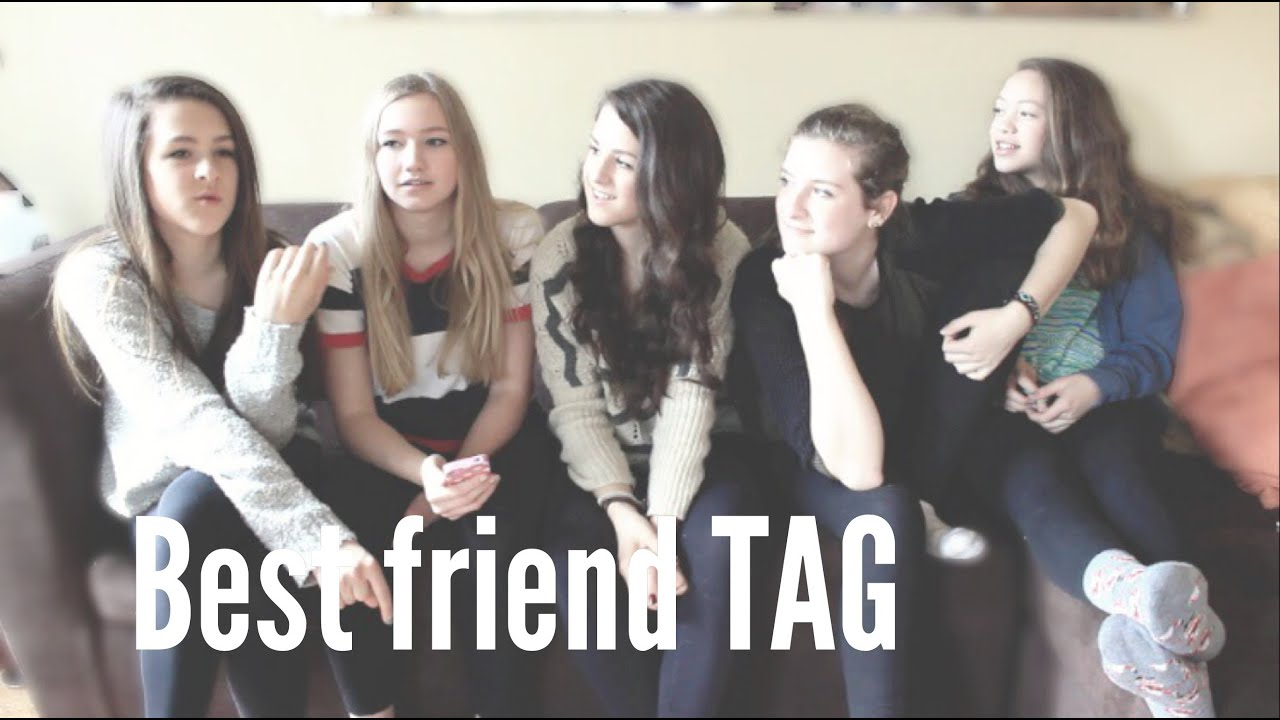 Best friend tag ft rosy and jessica cinnamon amp gurgle challenge