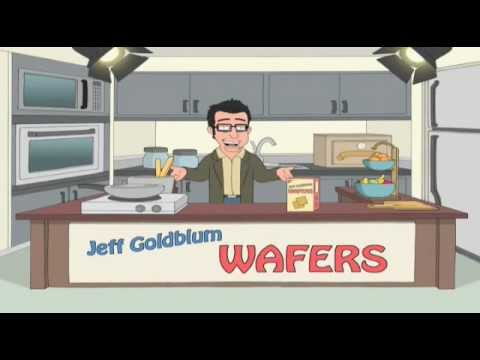 Jeff Goldblum Wafers CCC